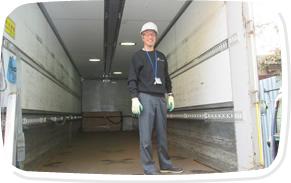 大型トラック中距離ドライバー 東大阪営業所