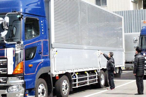 トラックドライバー未経験者でも活躍できる